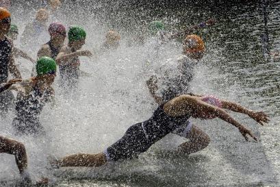 27. swb-Silbersee-Triathlon - 26.07.2020